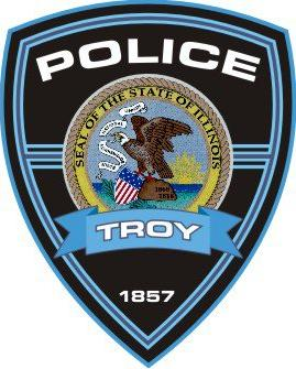 Troy Police 1857 Seal On Patch