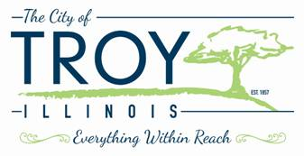 The City of Troy logo